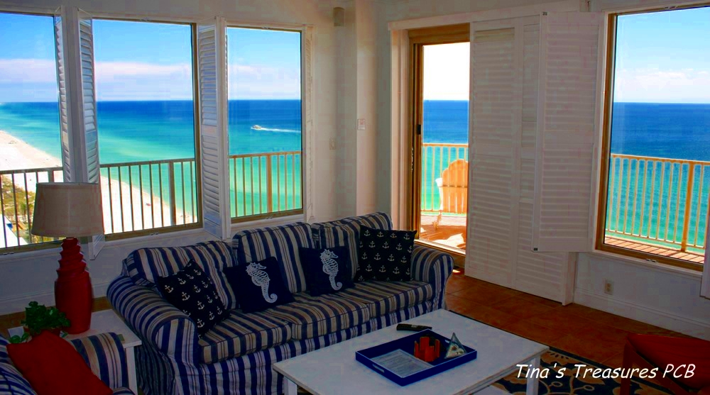 Click here to see video tour of our beach home